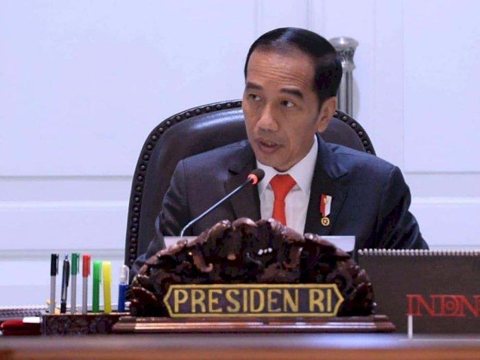 Presiden Jokowi Perintahkan Jajarannya Segera Salurkan Stimulus Ekonomi ke Pelaku UMKM