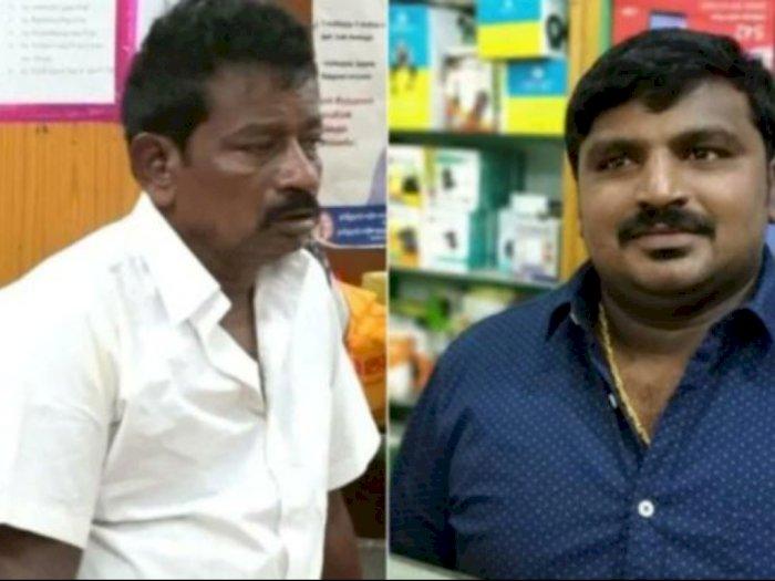 Senasib dengan George Floyd, Ayah dan Anak di India Ini Tewas Disiksa Polisi