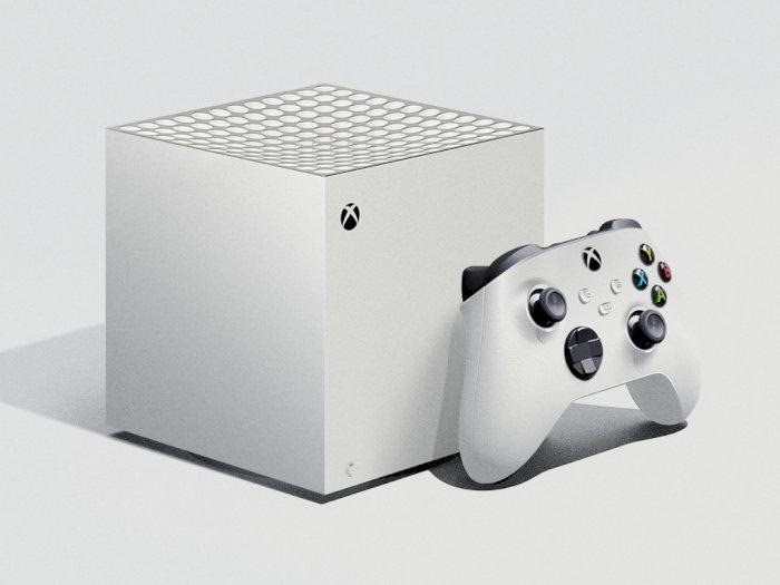 Kerennya Konsep Console Xbox Series S Buatan Fans Xbox Ini!