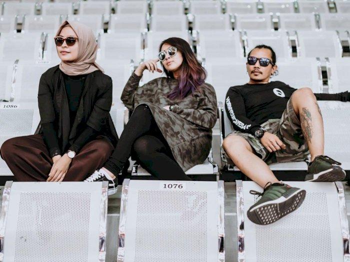 Pasca Cuti Hamil, Tantri Balik ke KOTAK Sambil Perkenalkan Single 'Hoax'