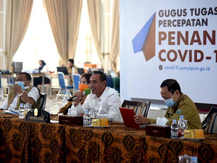 Gubernur Masih Pikirkan Bagaimana Agar Pariwisata Sumut Tidak Kolaps