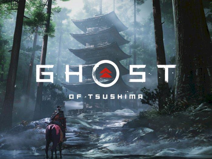 Ghost of Tsushima Pamerkan Concept Art Terbaru yang Terlihat Keren!