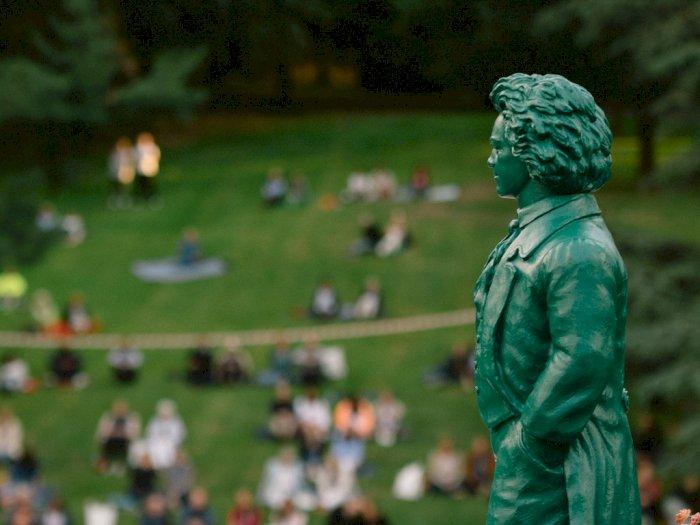 FOTO: Konser 250 Tahun Kelahiran Beethoven di Jerman