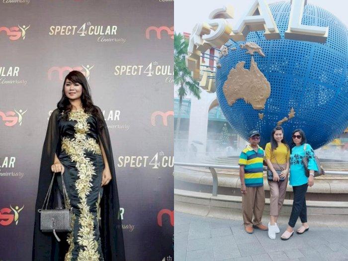 Berasal dari Keluarga Petani, Wanita Ini Kini Sukses  di Singapura