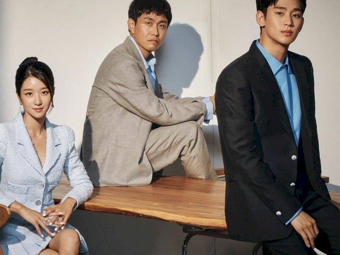 Komisi Penyiaran Korsel Tegur Adegan di Drama 'It's Okay to Not Be Okay'