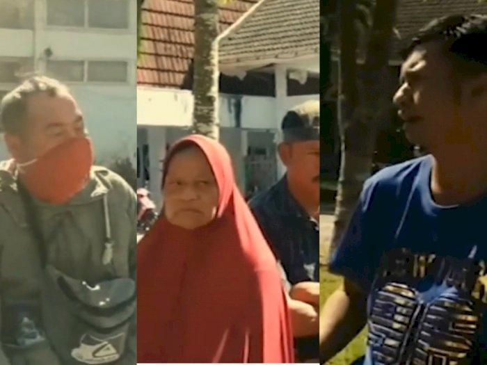 Cuma Gara-gara Sepeda Motor, Anak Durhaka Penjarakan Ibu Kandungnya di Lombok Tengah