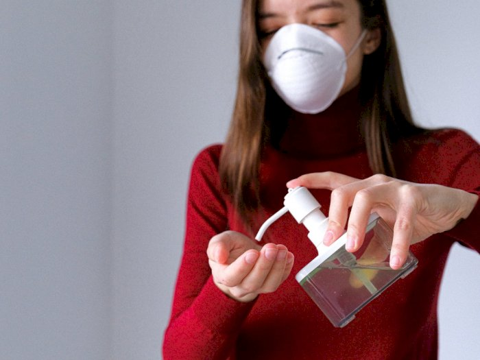 Hati-hati Ada Hand Sanitizer Mengandung Metanol, Ini yang Harus Dilakukan