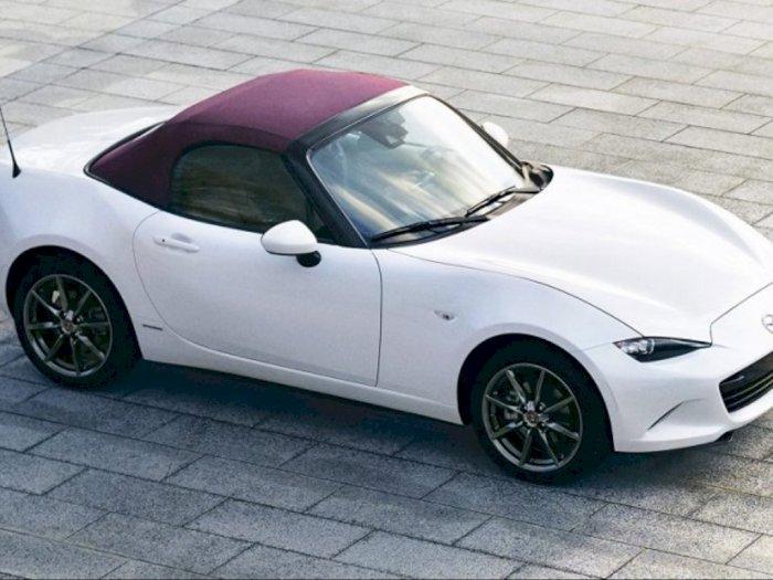 Mazda Siapkan MX-5 Edisi 100 Tahun