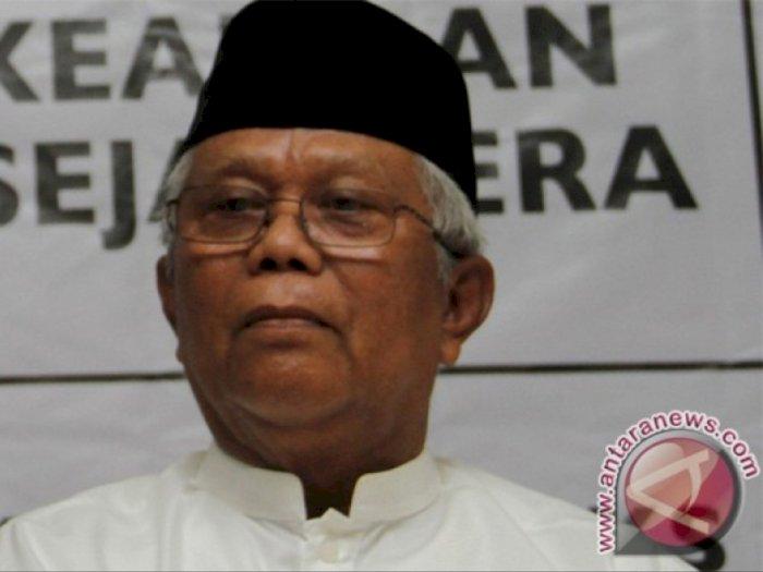 Pendiri PKS Hilmi Aminuddin Meninggal Dunia