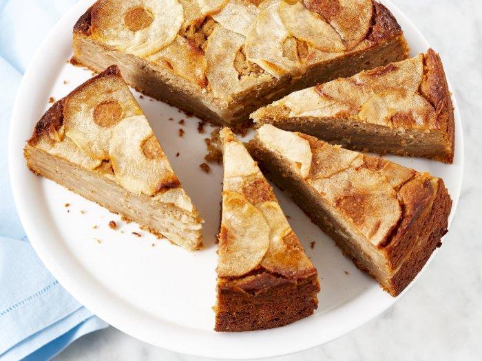 Resep Cake Apel Buat Teman Ngopi Sore Hari