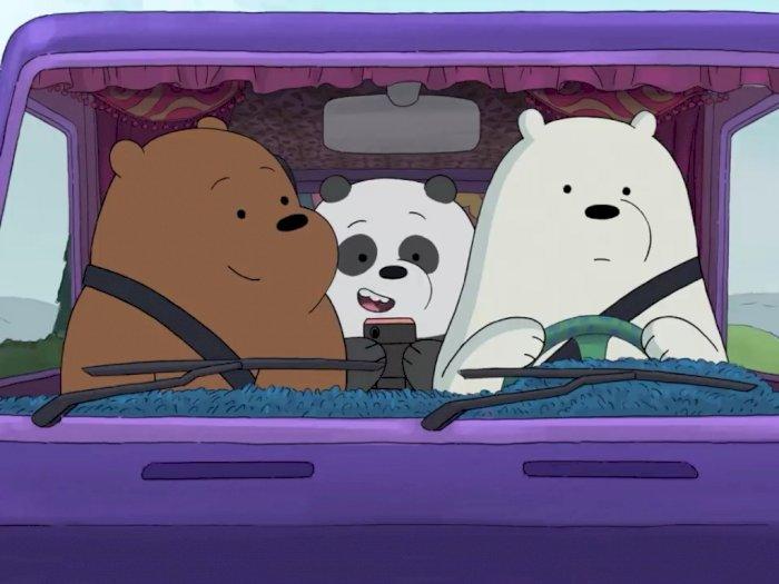 """Serial """"We Bare Bears"""" Akan Berakhir Lewat Sebuah Film"""