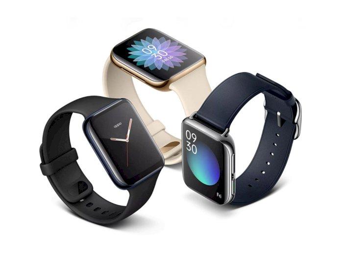 Dapatkan Izin dari FCC, Oppo Watch Siap Dijual di Amerika Serikat?