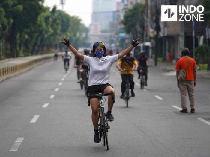 Ternyata Ini Alasan Pemprov DKI Jakarta Sediakan 32 Wilayah untuk CFD