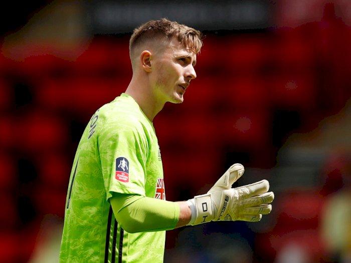 Dean Henderson Bakal di Sheffield United Sampai Akhir Musim