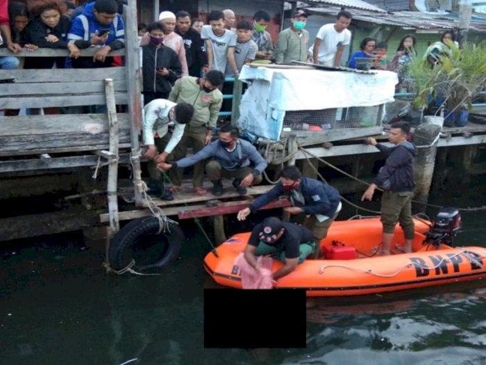 Seorang Remaja Ditemukan Meninggal Setelah Tenggelam di Perairan Sibolga