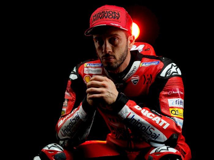 Andrea Dovizioso Yakin Dapat Pulih Saat MotoGP 2020 Dimulai Usai Menjalani Operasi