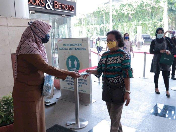 FOTO: Jelang Normal Baru di Sumut, Pemprov Mulai Sosialisasikan Protokol Kesehatan