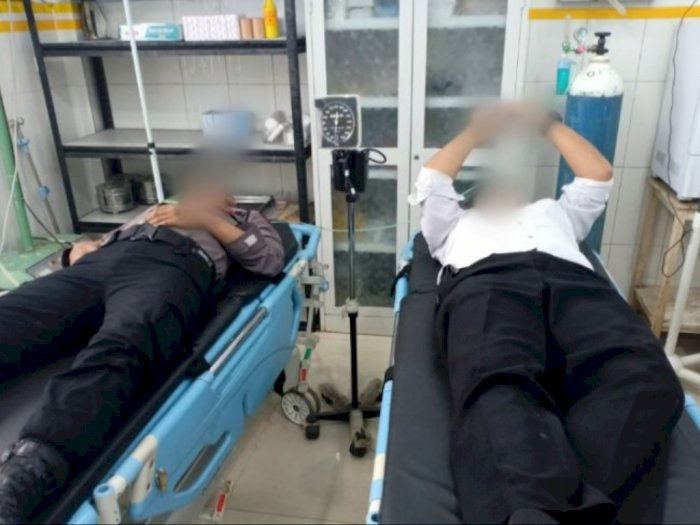 Akibat Kerusuhan BLT di Mandailing Natal, 6 Personel Polisi Luka-luka