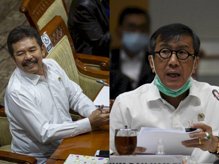 Dua Pembantu Jokowi Beri Keterangan Berbeda Soal  Keberadaan Buronan Joko Tjandra