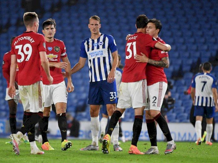 MU Hajar Brighton & Hove Albion 3-0