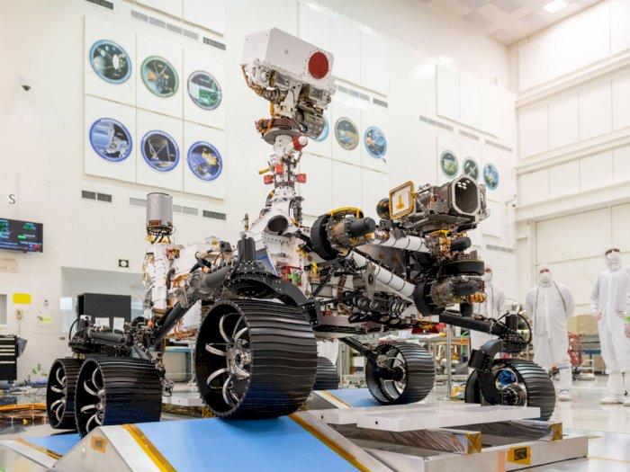 NASA Tunda Lagi Peluncuran Rover Mars, Kini Karena Masalah Kontaminasi