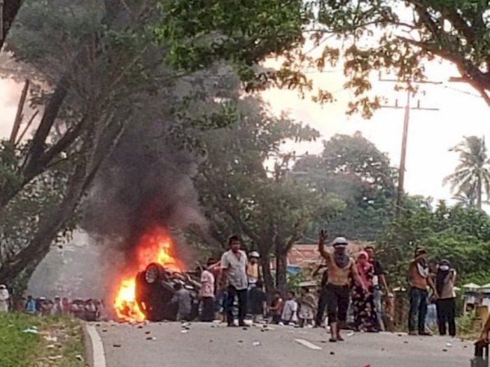 Begini Kronologi Kerusuhan Akibat BLT yang Terjadi di Madina