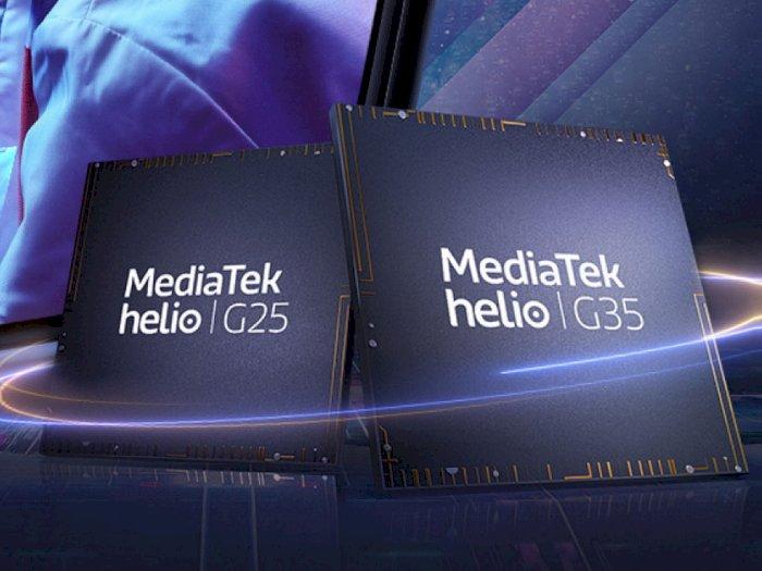 MediaTek Resmi Luncurkan Chipset Gaming  Helio G25 dan Helio G35!