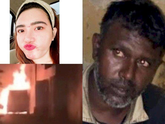 Pembakar Alphard Via Vallen Jadi Tersangka, Terancam Penjara 12 Tahun, Ini Sosoknya
