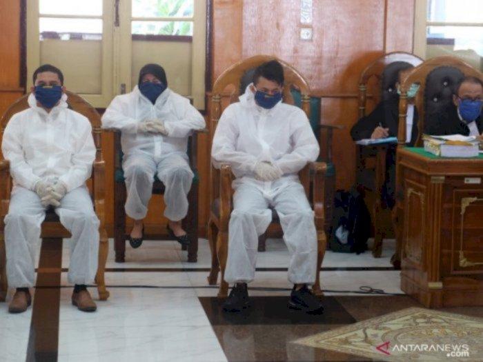Dua Terdakwa yang Membantu Zuraida Hanum Bunuh Hakim PN di Medan Dihukum Berbeda