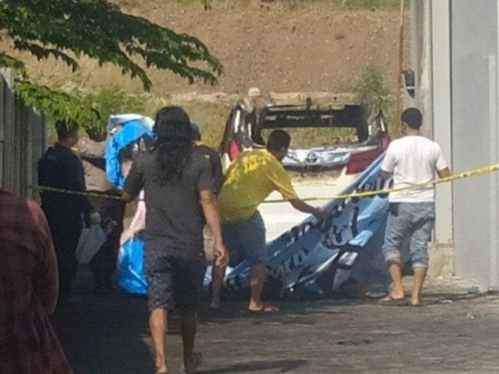 Pembakar Mobil Alphard Via Vallen ber-KTP Medan, Ternyata Motifnya Sepele