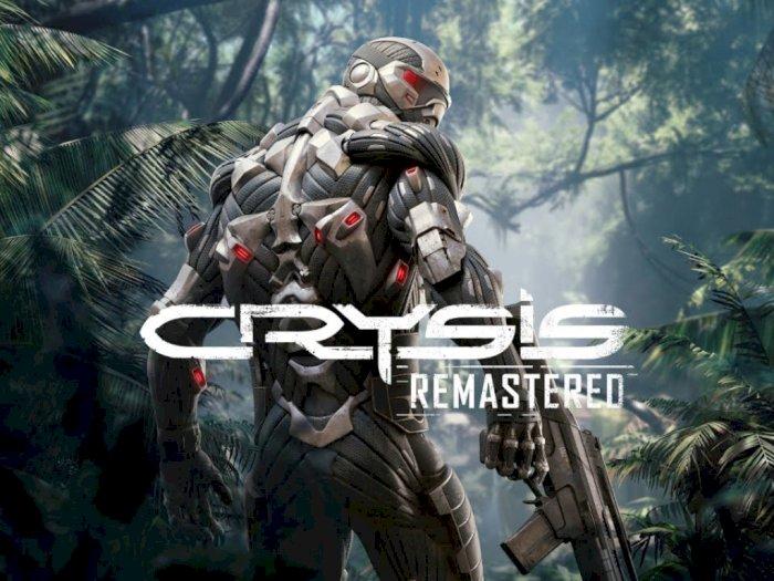 Gameplay Trailer dari Crysis Remastered Bocor Duluan di Internet!