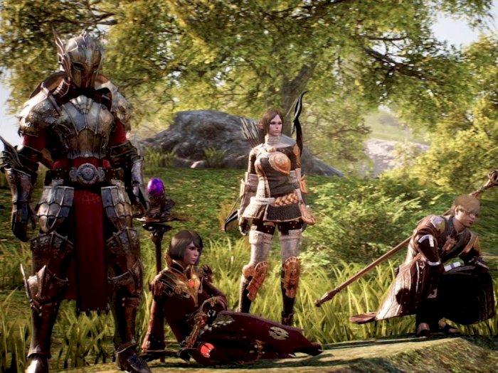 Game MMORPG Bless Unleashed Siap Dirilis untuk PC Via Steam Tahun Depan!