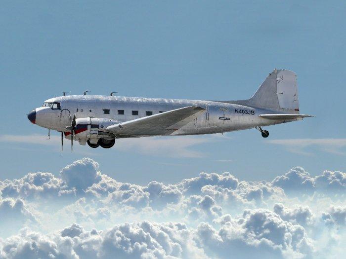 Ternyata Jet Pribadi Punya Jalur Khusus Sendiri di Udara, Lho!