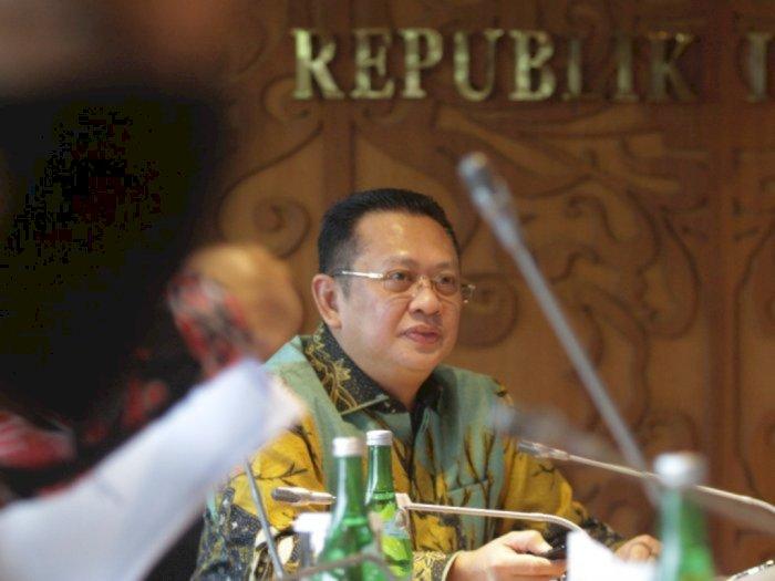 HUT Bhayangkara ke-74, Ketua MPR Minta Polri Utamakan Pendekatan Humanis