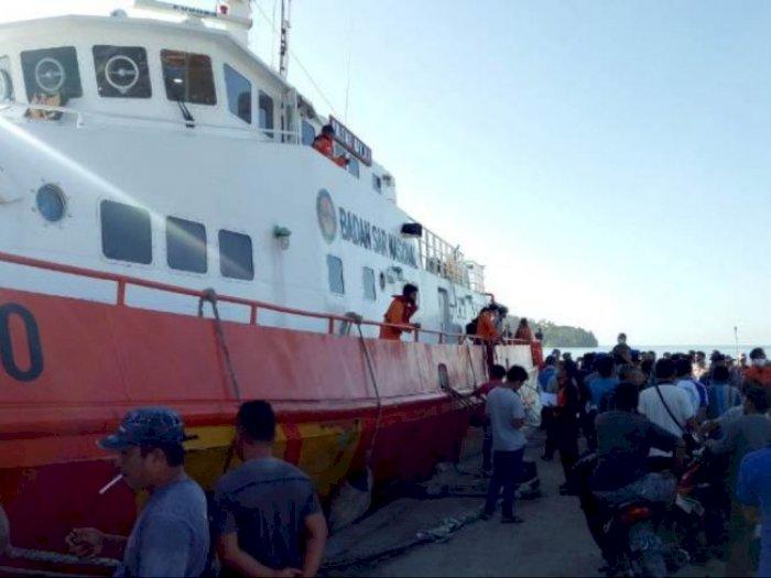 Pencarian 13 Nelayan yang Hilang di Nias Selatan Dihentikan Basarnas