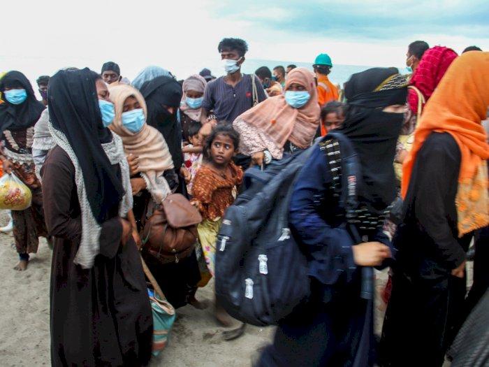 99 Pengungsi Rohingya yang Berada di Aceh Negatif Covid-19
