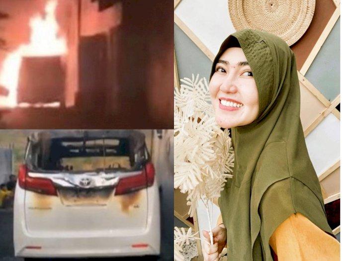 Pembakar Alphard Via Vallen Sakit Hati Dibilang Kotor dan Lusuh, Ngebet Ingin Bertemu