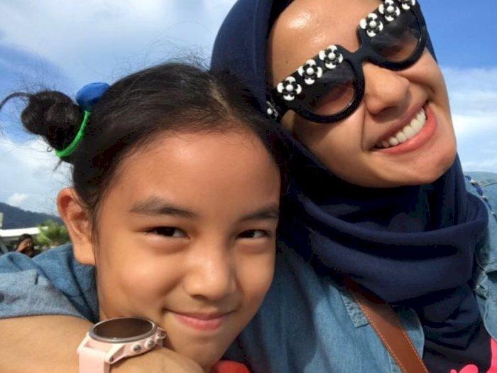 Rindu pada Laudya Cynthia Bella, Putri Engku Emran: Bunda, I Miss You