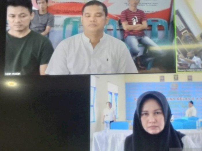Selingkuh dan Otaki Pembunuhan, Zuraida Hanum Istri Hakim Jamaluddin Akhirnya Divonis Mati