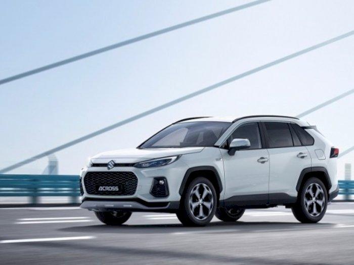 Mobil SUV Baru Suzuki Keluar dari Pabrik Toyota, Kok Bisa?