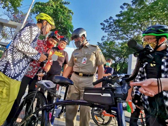 Gubernur DKI Anies Baswedan Tetap Lanjutkan CFD Meski Ada Berbagai Pelanggaran