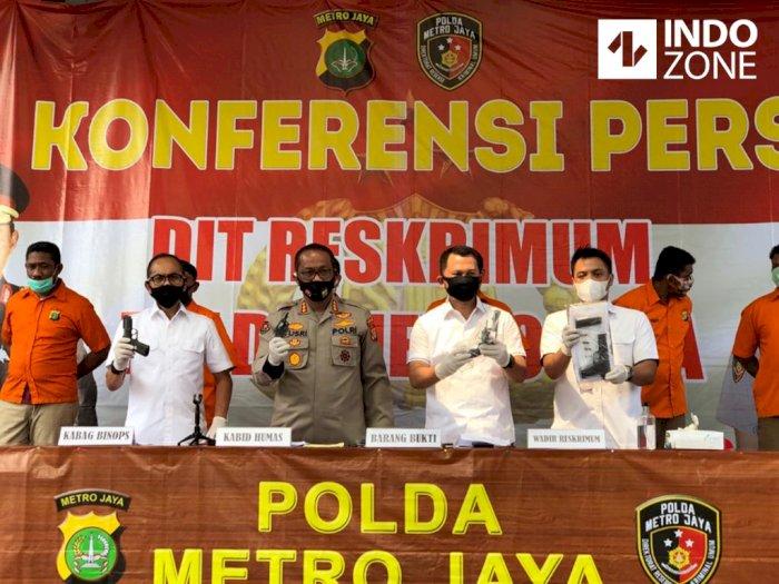 Soal Asal-usul Senpi John Kei Cs yang Disita, Polisi: Masih Kami Teliti
