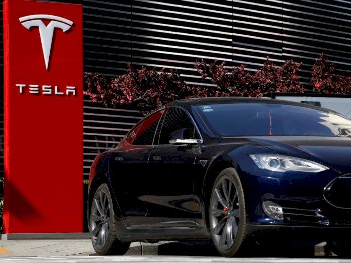 Laris Manis, Tesla Tambah pasokan Baterai dari LG