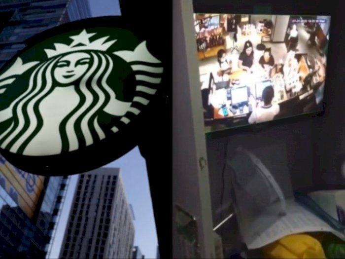 Polisi Kantongi Identitas Wanita yang Diintip Payudaranya di Starbucks
