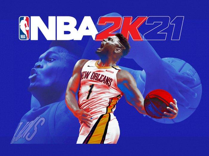 2K Games Umumkan Harga NBA 2K21 untuk Console Next-Gen, Lebih Mahal 15%