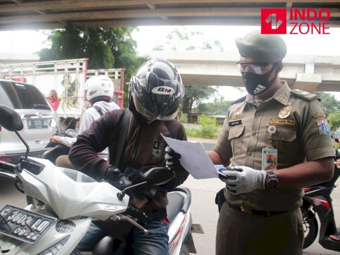 PSBB Transisi Berlanjut, Dishub DKI Jakarta Tetap Awasi Simpul Transportasi