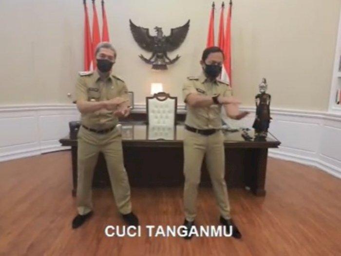Viral Video Wali Kota Bogor 'Goyang AKB', Netizen: Asyikin Pak!