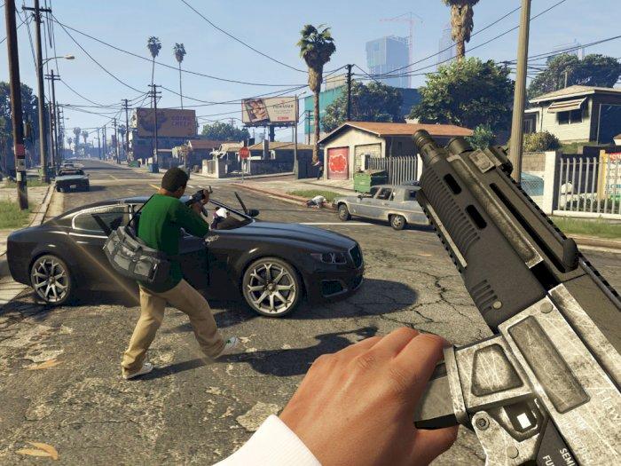 Mantan Bos Rockstar Disebut Sedang Kembangkan Game Open-World Terbaru!
