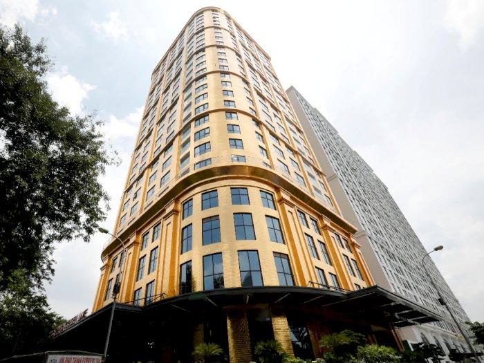 FOTO: Hotel Mewah Berlapis Emas di Vietnam