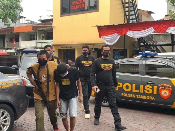 2 Bulan Buron, Pelaku Tawuran di Jakbar yang Bacok Orang hingga Tewas Ditangkap
